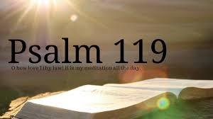 praise-power-peace-in-psalms-119Praise Power Peace in Psalms 119