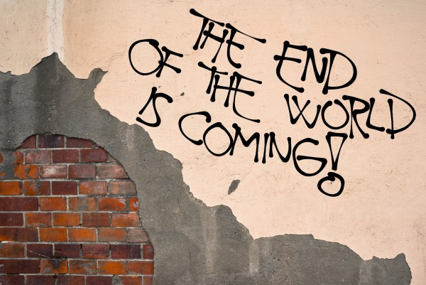 the-end-is-comingThe End is Coming