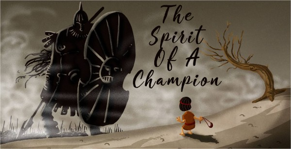 The Spirit of a Champion - An Old Sword In New Hands (Pastor Kenny Smith)