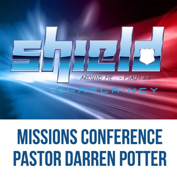9.9.18 - Darren Potter - Missions Conference Part 2