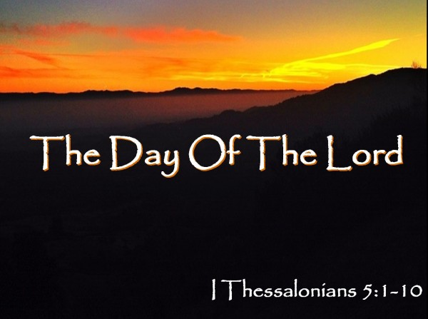the-day-of-the-lordThe Day Of The Lord
