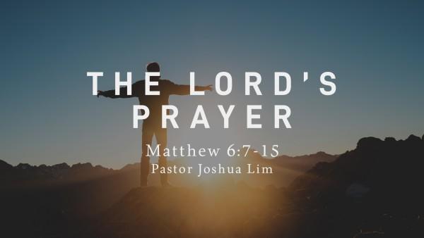 the-lords-prayerThe Lord's Prayer