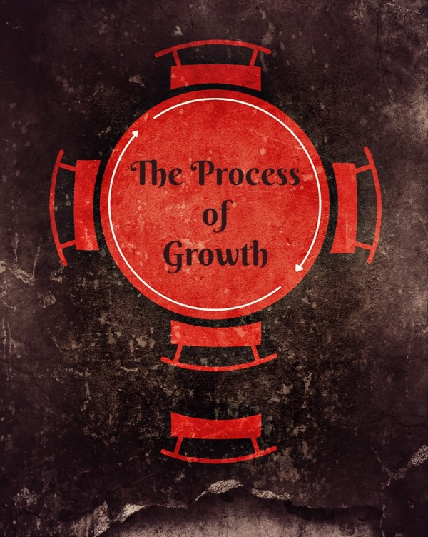 The Process of Growth- May 14th, 2017