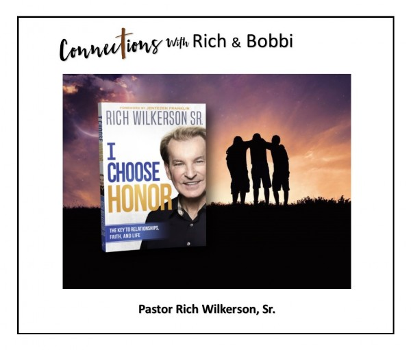 """""""This whole concept of honor never, never ceases!"""" - Rich Wilkerson, Sr. - I Choose Honor - Part 3"""