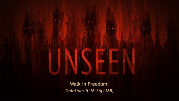 Part 7: Walk in Freedom