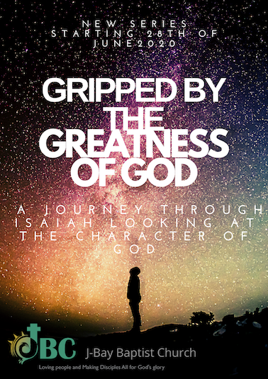 gripped-by-gods-holinessGripped by God's Holiness