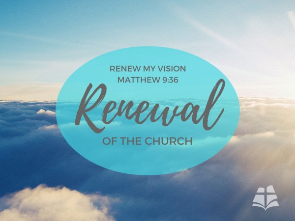 Renew My Vision