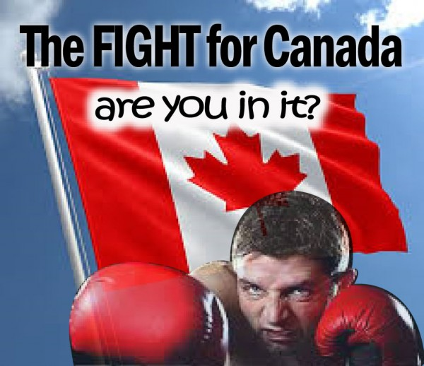 The Fight for Canada- November 4th, 2018