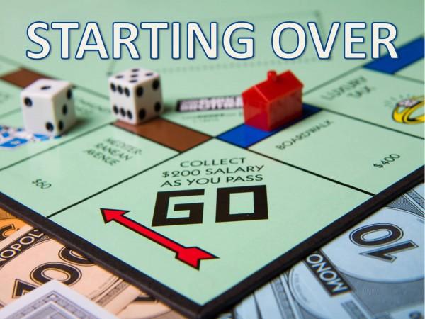 starting-overStarting Over