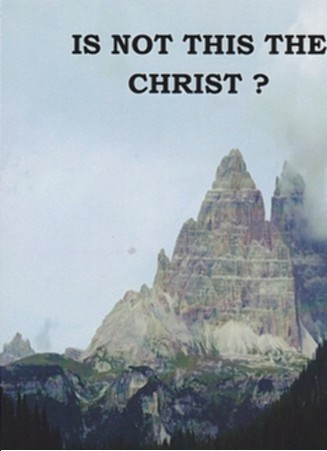 """John 4 """"Is This Not the Christ"""""""