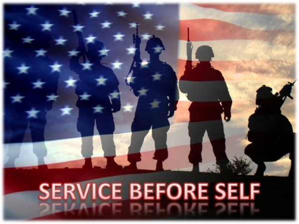 service-before-selfService Before Self