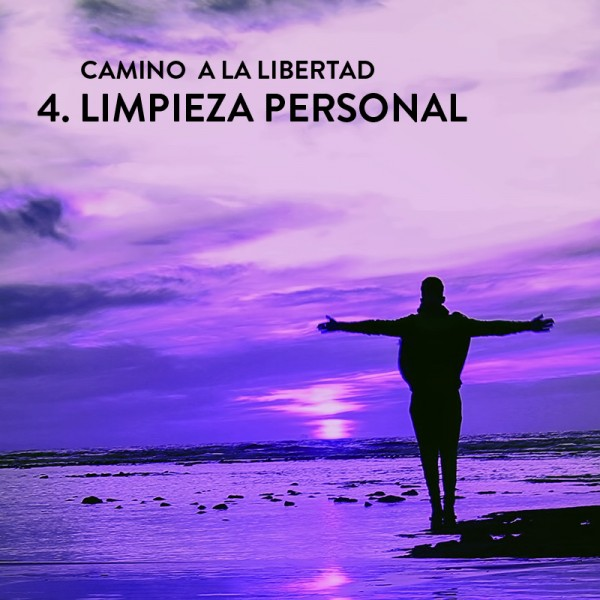Camilo a la Libertad Paso 4: Limpieza Personal