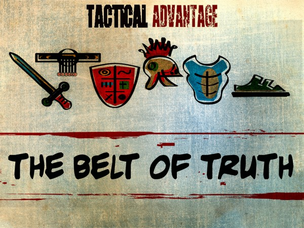 TA2: Battle Gear: The Belt of Truth (Pastor Kenny Smith)