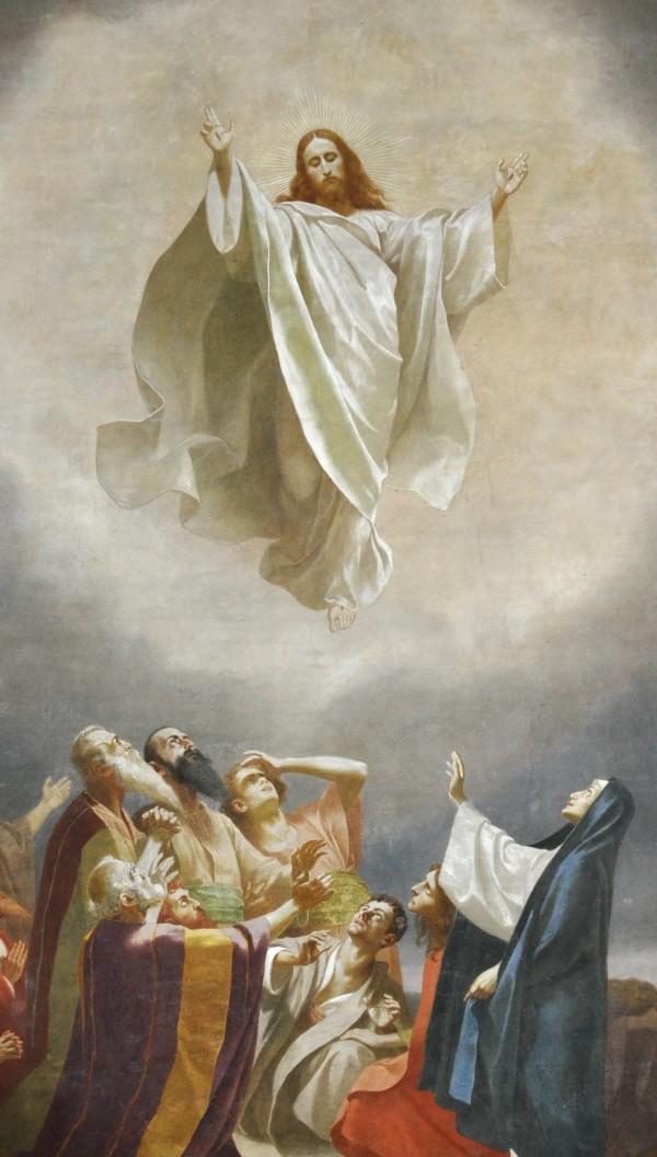 Psalm 47 - Jesus Rises Above it All