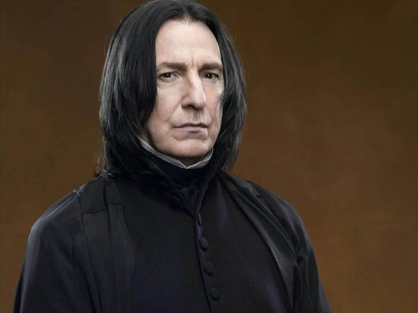 Harry Potter meets Jesus Sermon Podcast 6 - The Gospel according to Severus Snape