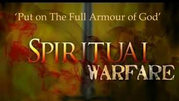 put-on-the-full-armour-of-godPut On the Full Armour of God