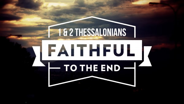 faithful-to-the-end-perseveranceFaithful To The End - Perseverance