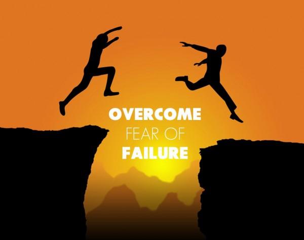 Living in Triumph over Failure