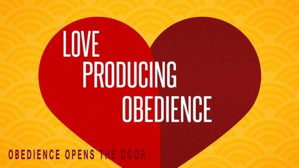Obedience Opens the Doors to God's Plan