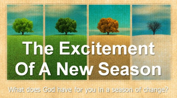 The Excitement of a New Season