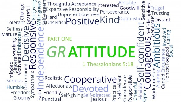 GrAttitude (Part 1)