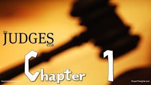 Judges 1A