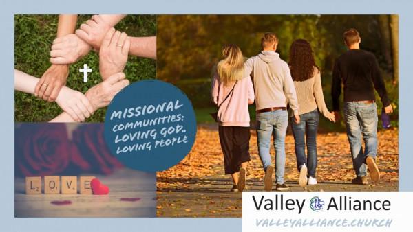 missional-communities-loving-god-loving-peopleMissional Communities: Loving God.. Loving People