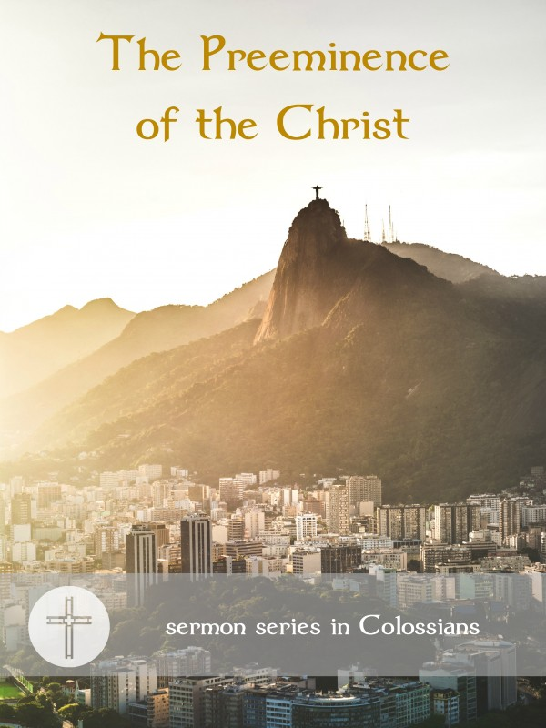 Christ-Shaped Creation