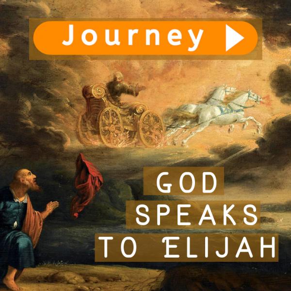God Speaks to Elijah