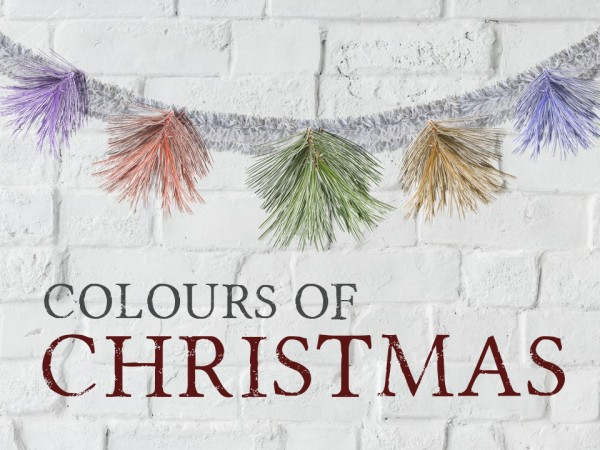 Colours of Christmas Part 1 - Gold