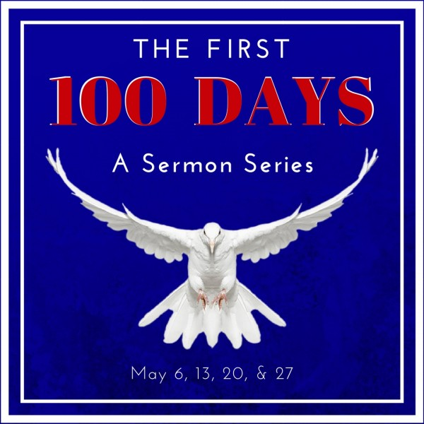 The First 100 Days: Jesus Commissioned