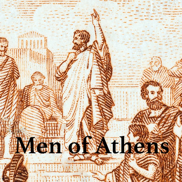 Men of Athens - Episode 2 - Our Purpose in Podcasting