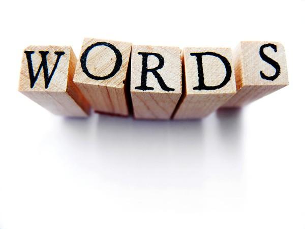 wordsWords