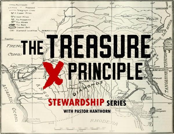 The Treasure Principle (Lesson #2) - Treasuring God in our Giving