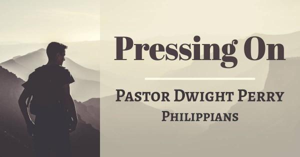 pressing-onPressing On
