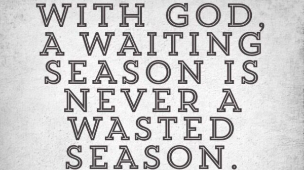 When God Seems Late