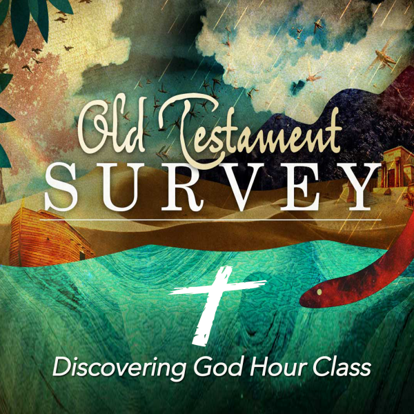 Old Testament Survey - Exodus 19-20 - The Giving of the Law