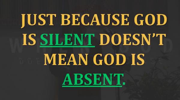When God Seems Inattentive