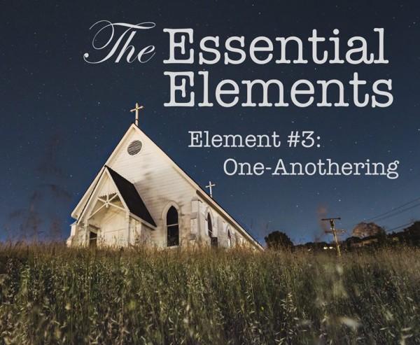crosslife-element-3-communityCrossLife Element #3: Community