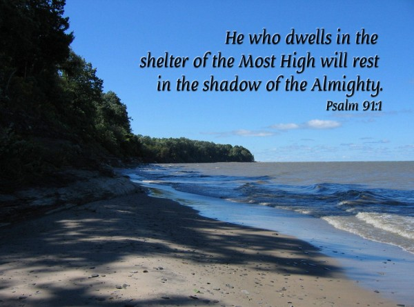 Praise Power Peace in Psalms 91