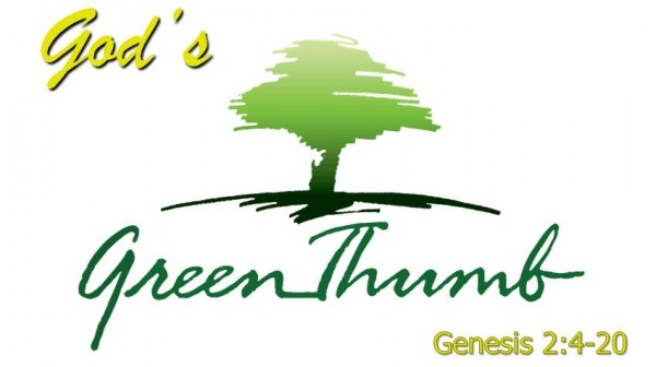 God's Green Thumb