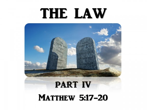 the-law-part-ivThe Law - Part IV