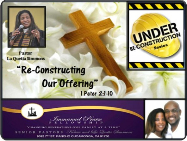 reconstructing-our-offeringReconstructing Our Offering