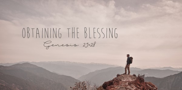 Genesis 25a- The Flesh Verses the Spirit (Obtaining the Blessing part 1)