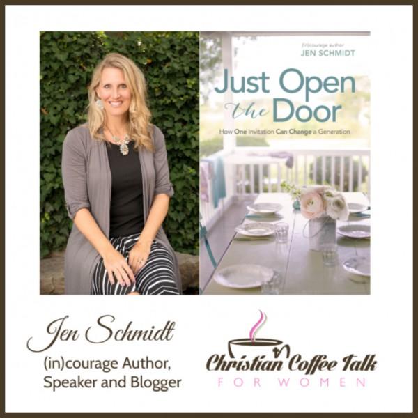 Ep59.  Open Door Living with Jen Schmidt
