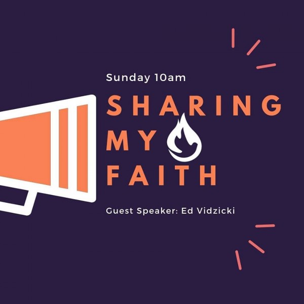 sharing-my-faithSharing My Faith