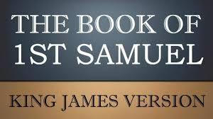 I Samuel 13
