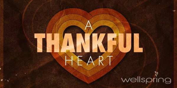 A Thankful Heart - Numbers 11; Exodus 15-17