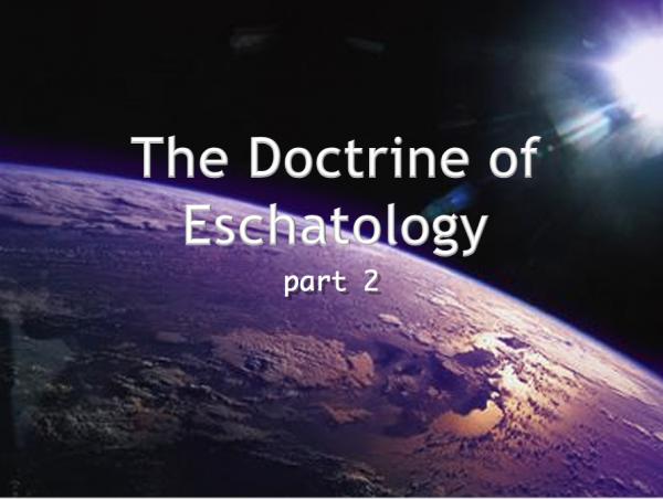 Basic Doctrine 2 Session 6 Part 2