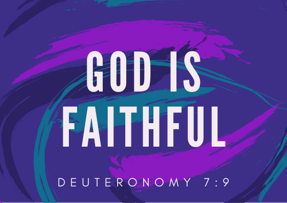 god-is-faithfulGod Is Faithful